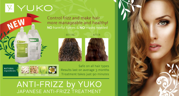 Anti-Frizz by Yuko System Japanese Hair Straigthening Santa Monica & Los Angeles picture