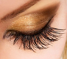 Eyelash Extensions in Santa Monica and Los Angeles by Next Salon, 310-392-6645 picture