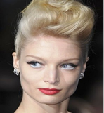Foraml blonde hairstyles form hair salon Los Angeles|Santa Monica picture