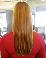 Hot head hair extensions by Next Salon, your hair salon Los Angles|Santa Monica picture