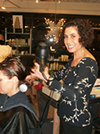 Brazilian Blowout hair by Noori Daili picture