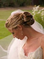 Wedding hair and makeup Santa Monica picture