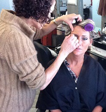 Wedding hair and Makeup Santa Monica, CA picture